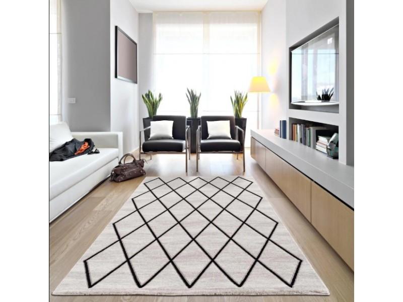 Модерен килим 150 х 230 см. STELLA геометрик