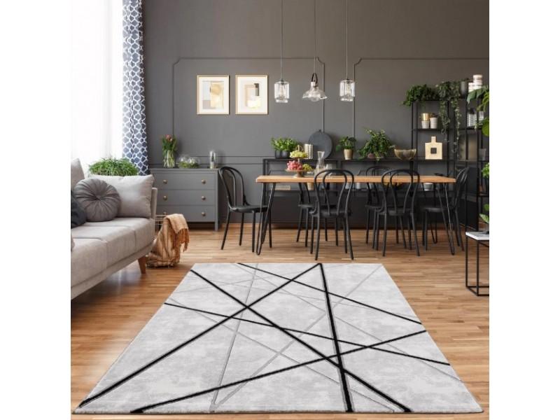 Модерен килим 150 х 230 см. STELLA линии