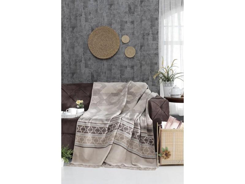 Памучно одеяло HEXAGON