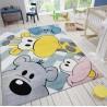 Килим за детска стая 160 х230 см. FOTO ANIMALS