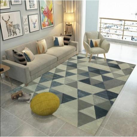 Модерен килим 160 х 230 см. Scandinavian grey