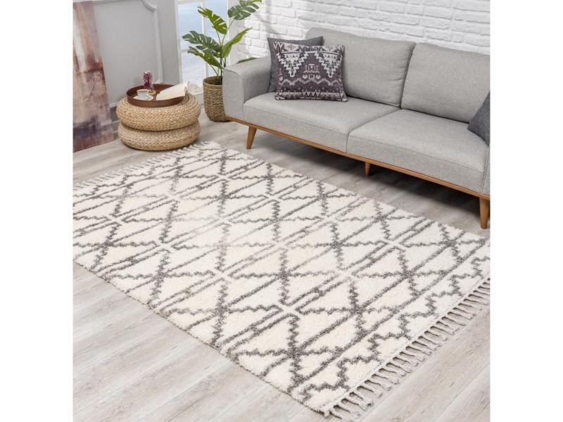 Модерен килим 160 х 230 см. Scandinavian shaggi 1210