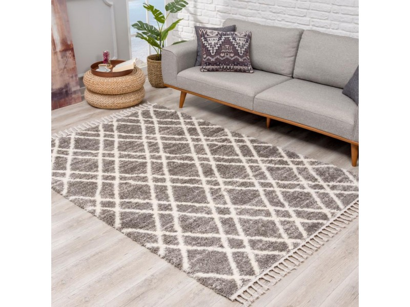 Модерен килим 160 х 230 см. Scandinavian shaggi 1278