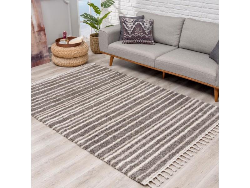 Модерен килим 160 х 230 см. Scandinavian shaggi 1281
