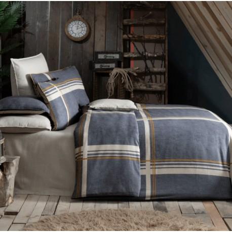 Двоен спален комплект от поплин ALASKA