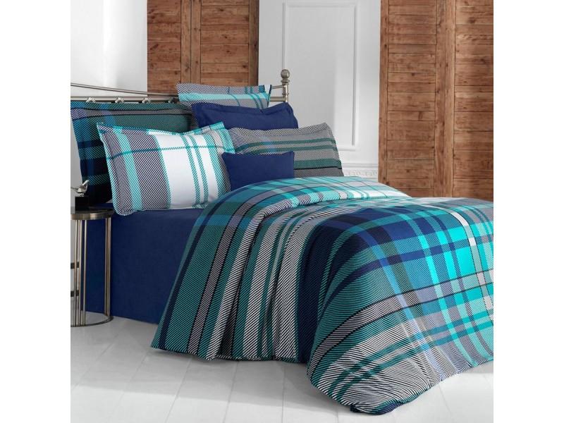 Двоен спален комплект от поплин NOVA