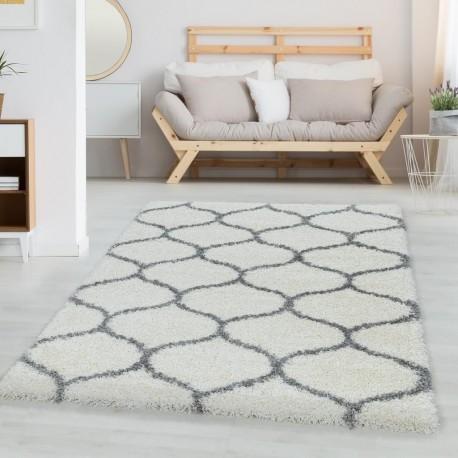 Шаги килим, Winter 160х230 см. , сив детайл