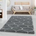 Шаги килим, Winter 160х230 см. , сив фон