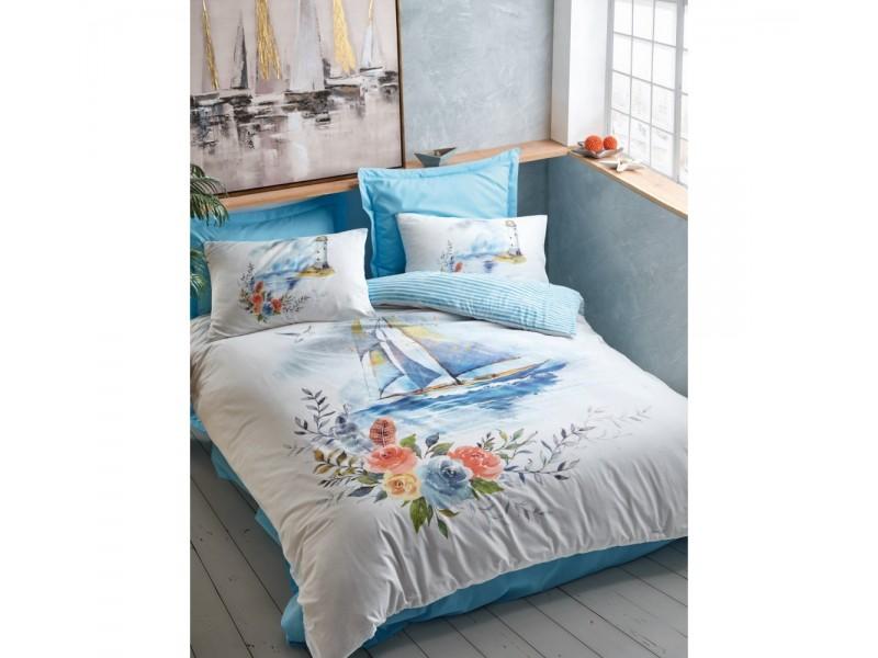 Спален комплект от ранфорс 100% памук Morgan