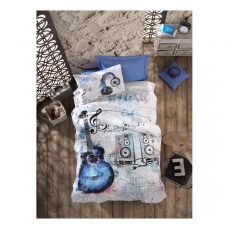 Детски спален комплект BLUE MUSIC
