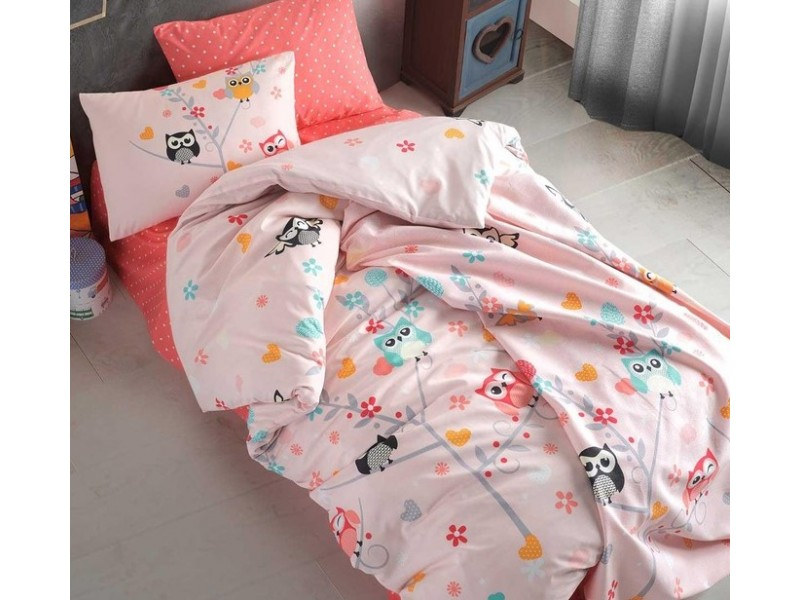 Детски спален комплект Lola pink