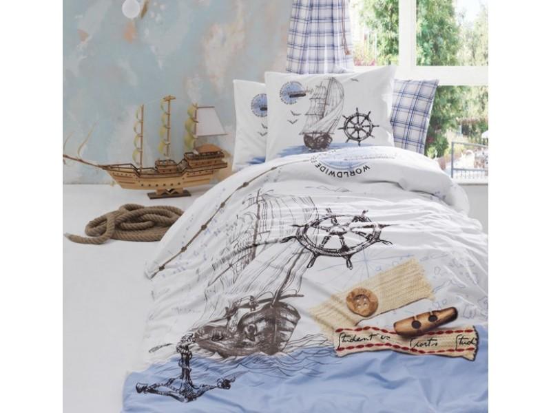 Спален комплект от памук New Ocean