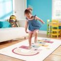 Детски релефен килим 120х170 см. ДАМА
