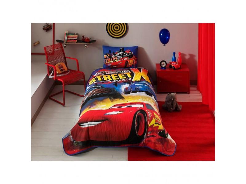 TAC детски спален комплект CARS NEW