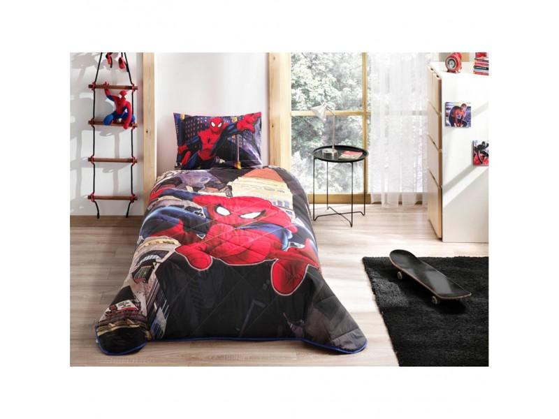 TAC Покривка за детско легло Spiderman