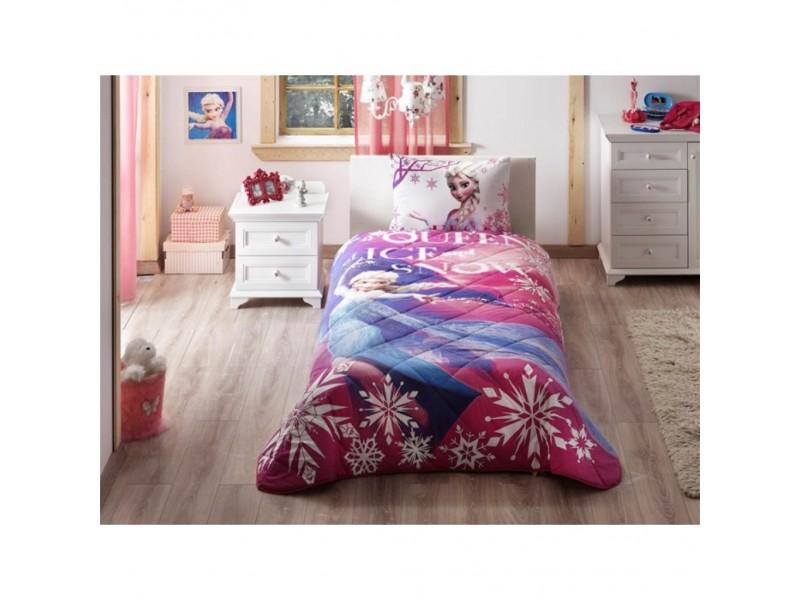 TAC Покривка за детско легло Frozen