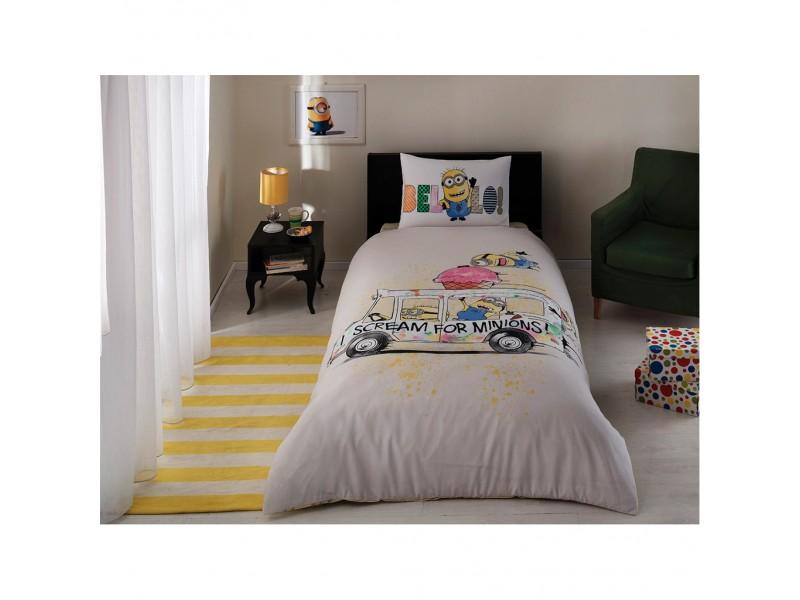 TAC детски спален комплект Minions