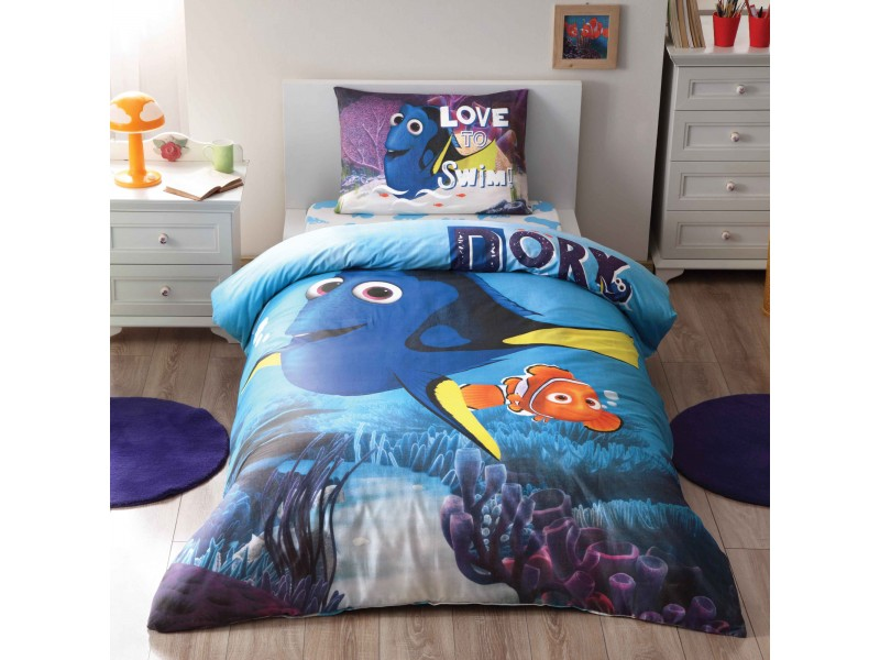 TAC детски спален комплект Finding Dory