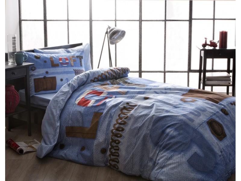 TAC детски спален комплект BLUE