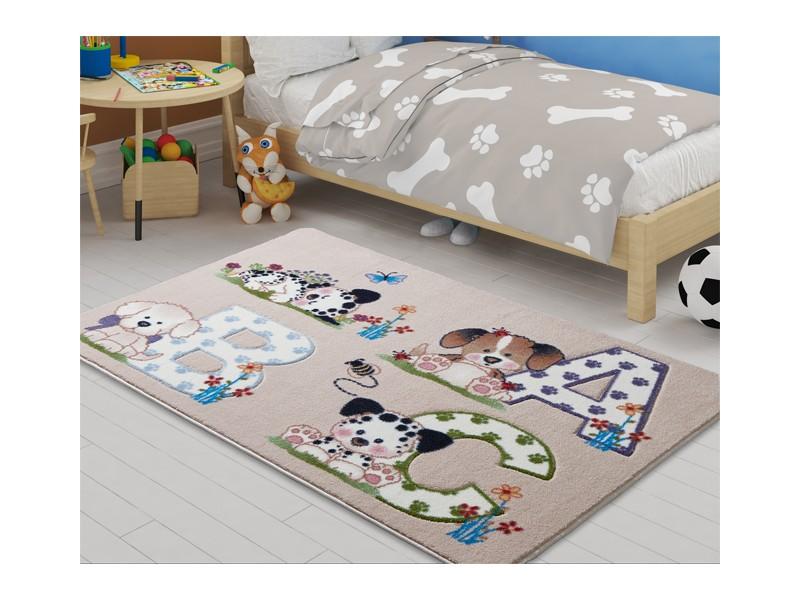Бебешки килим 100 x150 - ABC