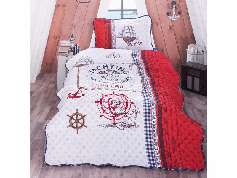 Покривка за детско легло с калъфка Alesta