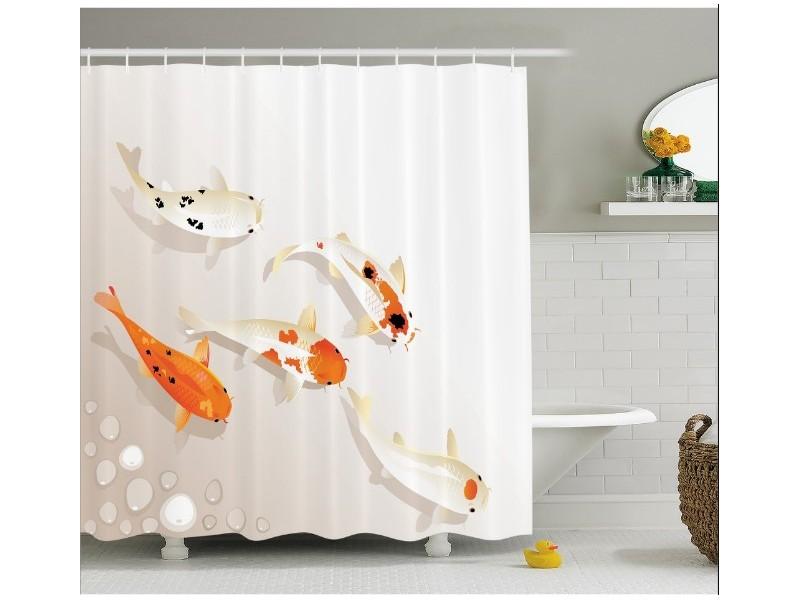 Завеса за баня 3D модел 6018
