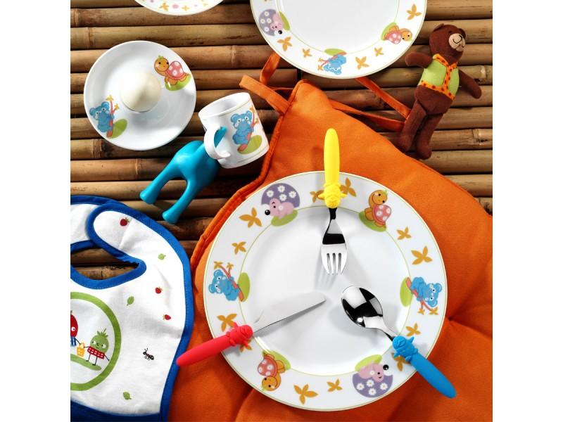 Детски сервиз за хранене от 5 части ZOO