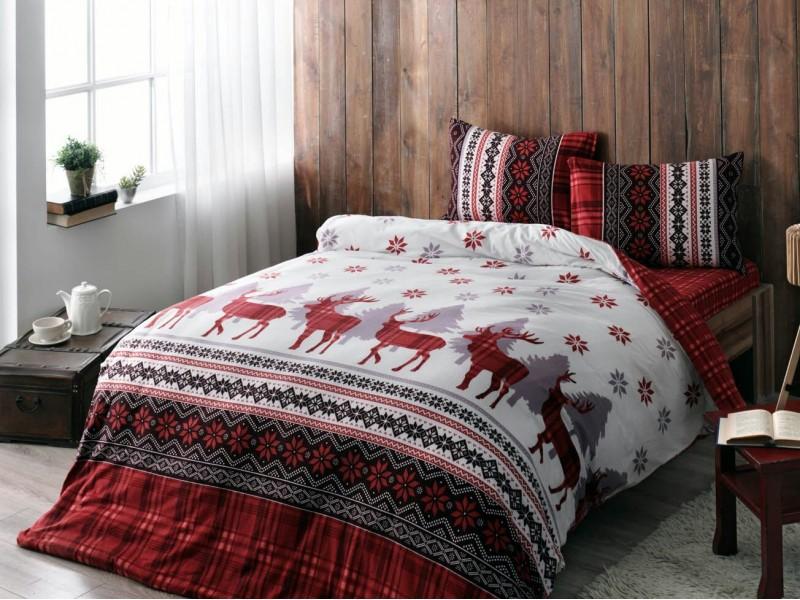 Двоен спален комплект SNOW