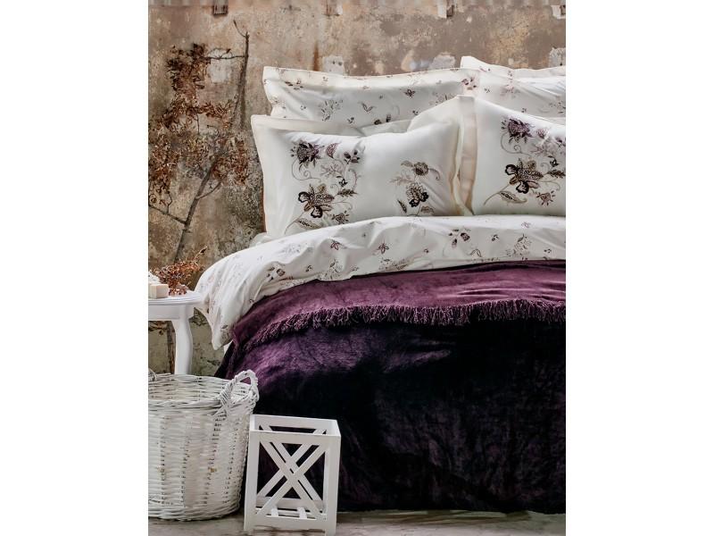 Двоен спален комплект + кувертюра LUCCA