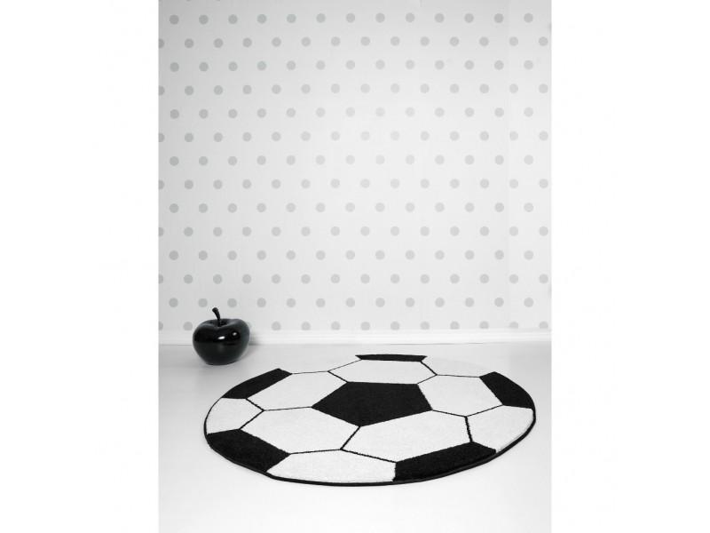 Детски килим 160x160 см. модел Футбол