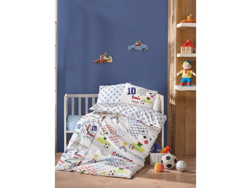 Бебешки спален комплект Futbol