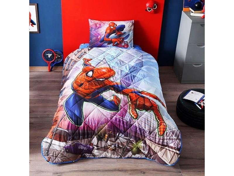 Детски спален комплект с юрган SPIDERMAN