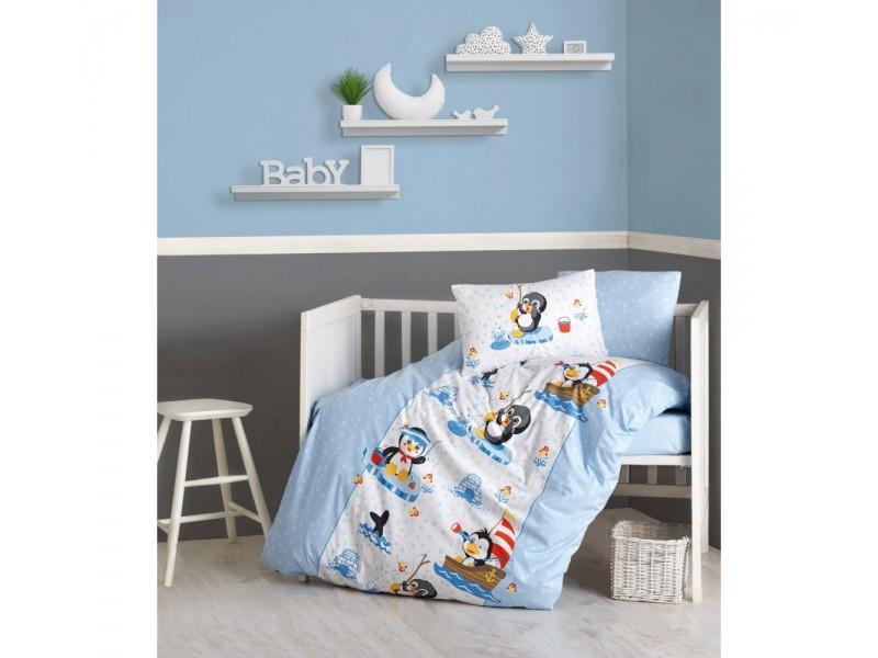 Бебешки спален комплект PENGUEN