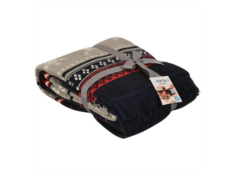 Двулицево Коледно одеяло