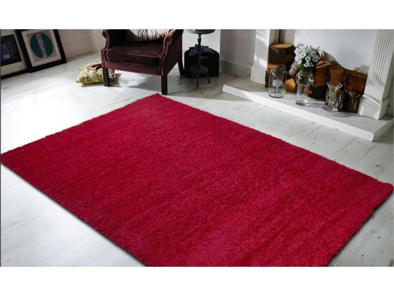 Шаги килим, 160х230 см. ЧЕРВЕН