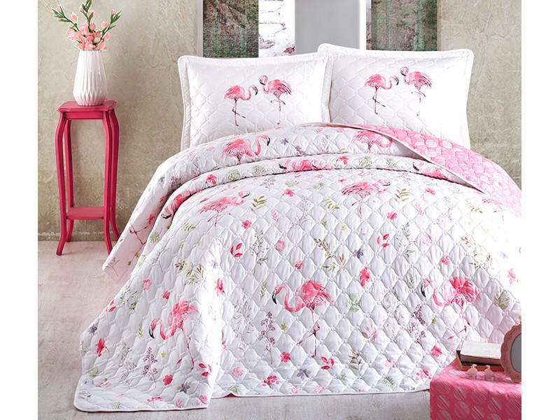 Покривка за легло, двойна - модел MINA