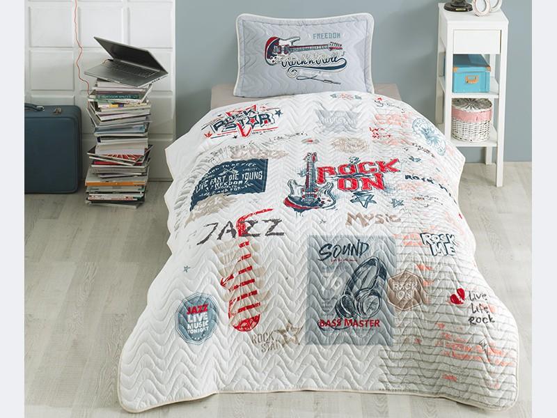 Покривка за детско легло с калъфка FREEDOM
