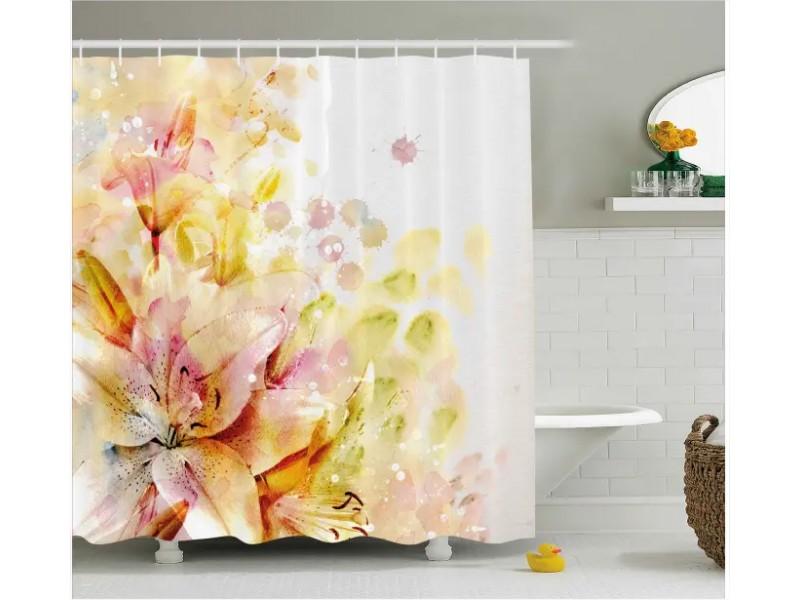 Завеса за баня 3D модел 123