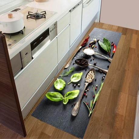 Пътека за кухня 3D - LOVE KITHCEN