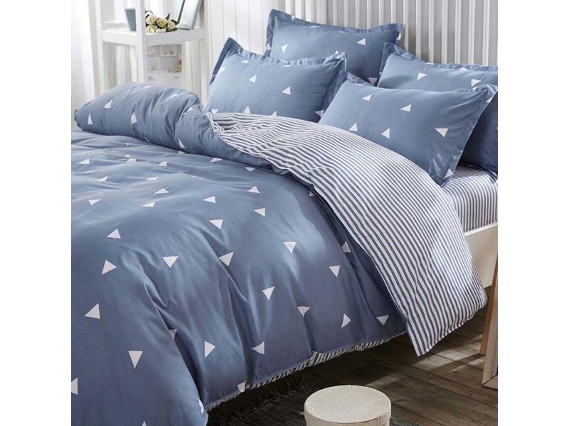 Спален комплект двоен размер - BLUE SKY