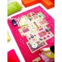 Детски килим за игри IVI - 133x200 см.PLAYHOUSE