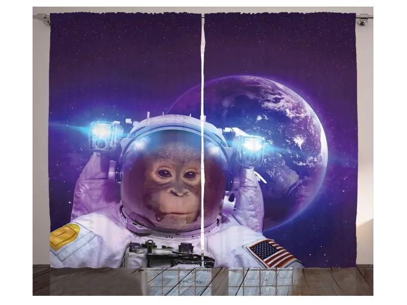 Пердета 3D, комплект на тема КОСМОС