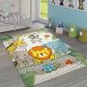 Килим за детска стая 140 х 200 см.Happy Animals