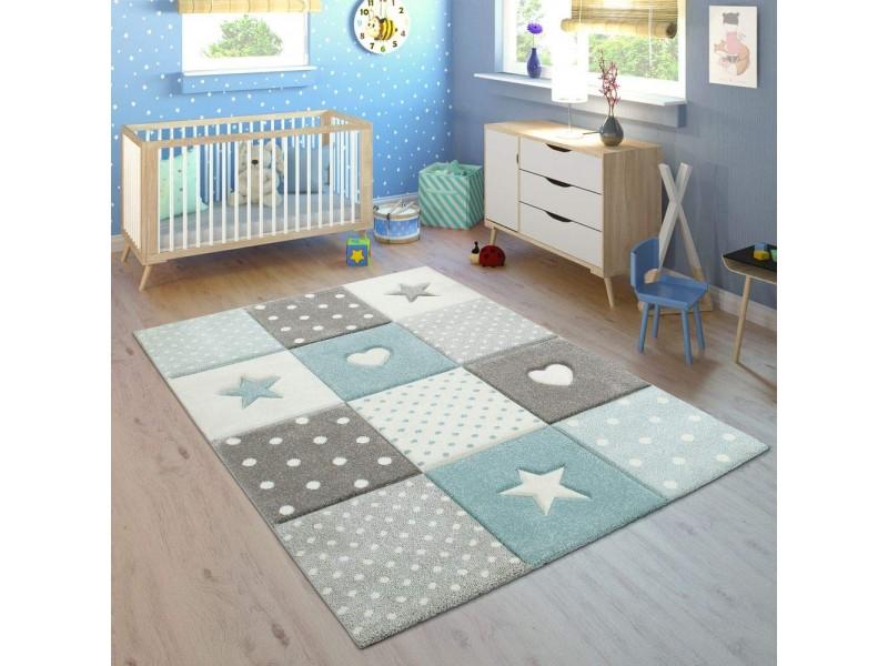 Килим за детска стая 140 х 200 см. Happy STARS