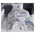 Покривка за детско легло с калъфка TROYA