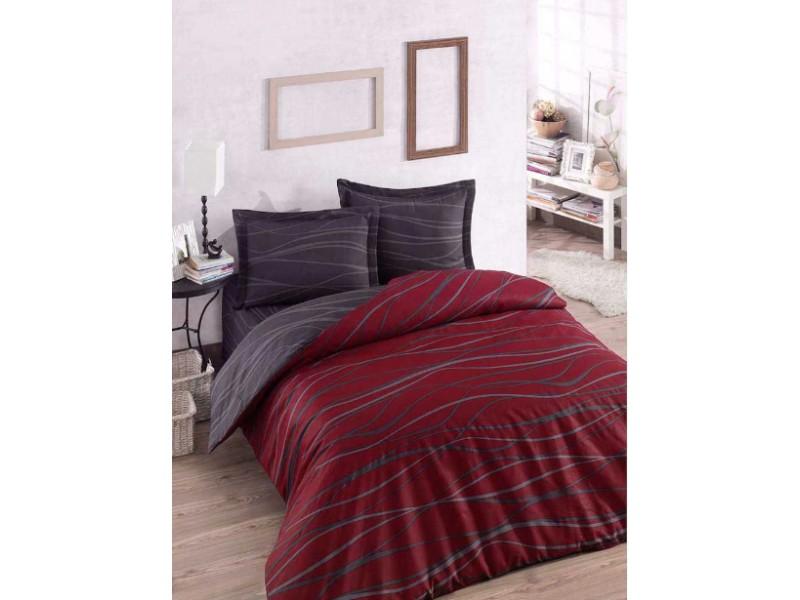 Спален комплект в два размера - ВЕРДА бордо