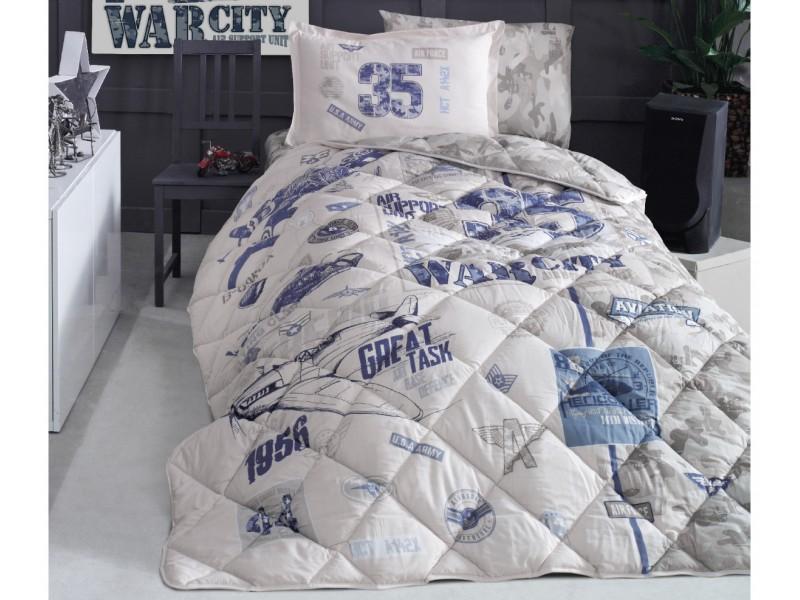 Олекотен спален комплект Troya