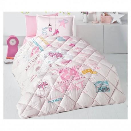 Олекотен спален комплект за детска стая Super Star