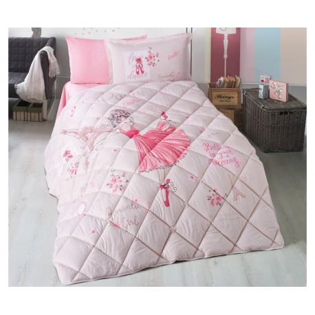 Олекотен спален комплект за детска стая Romantic Girl
