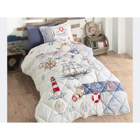 Олекотен спален комплект за детска стая Sailife